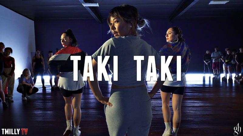 TAKI TAKI - Dj Snake, Selena Gomez, Cardi B, Ozuna - GALEN HOOKS CHOREOGRAPHY