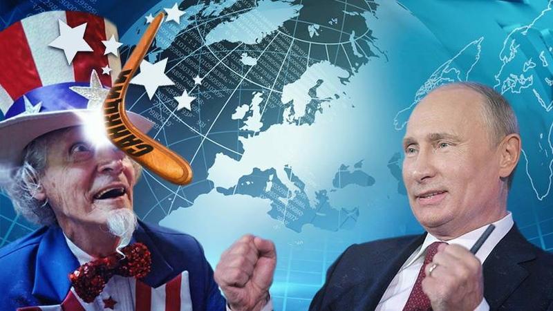 Американские санкции против России: Ложечки нашлись, осадочек остался
