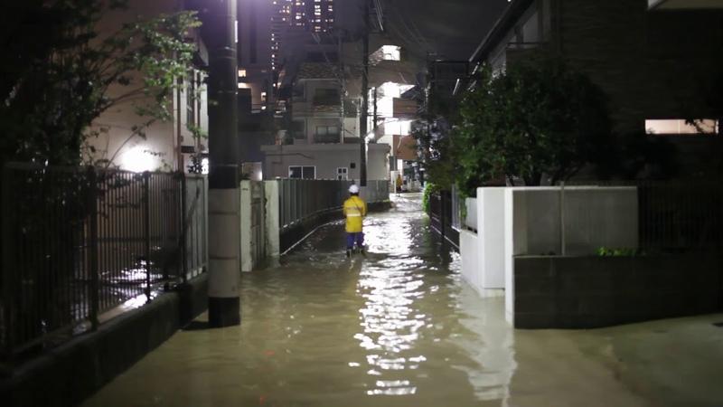 JACING-Unrelated VLog 15: экстренный выпуск. Последствия тайфуна Хагибис