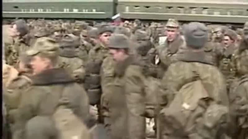 Апрель 2001 Как я поехал на войну 18
