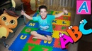 Abc Alphabet song for Children with Andrey Everyday
