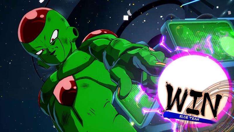 ドラゴンボール ファイターズ クウラVSフリーザ 宇宙最強の兄弟対決12
