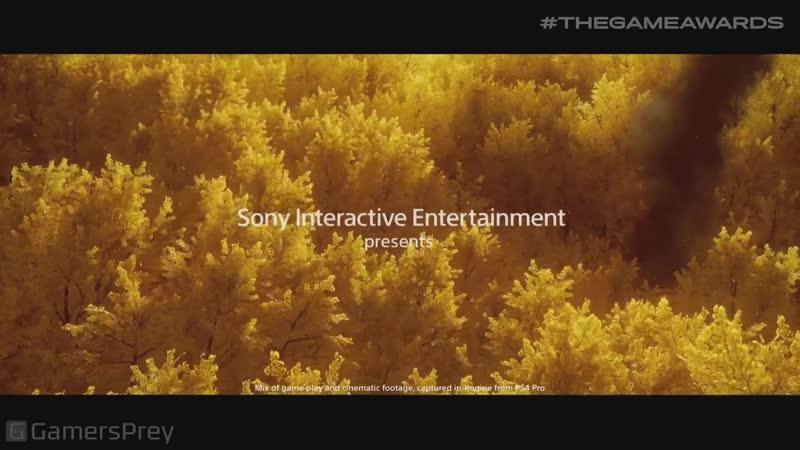 Ghost of Tsushima — свежий трейлер