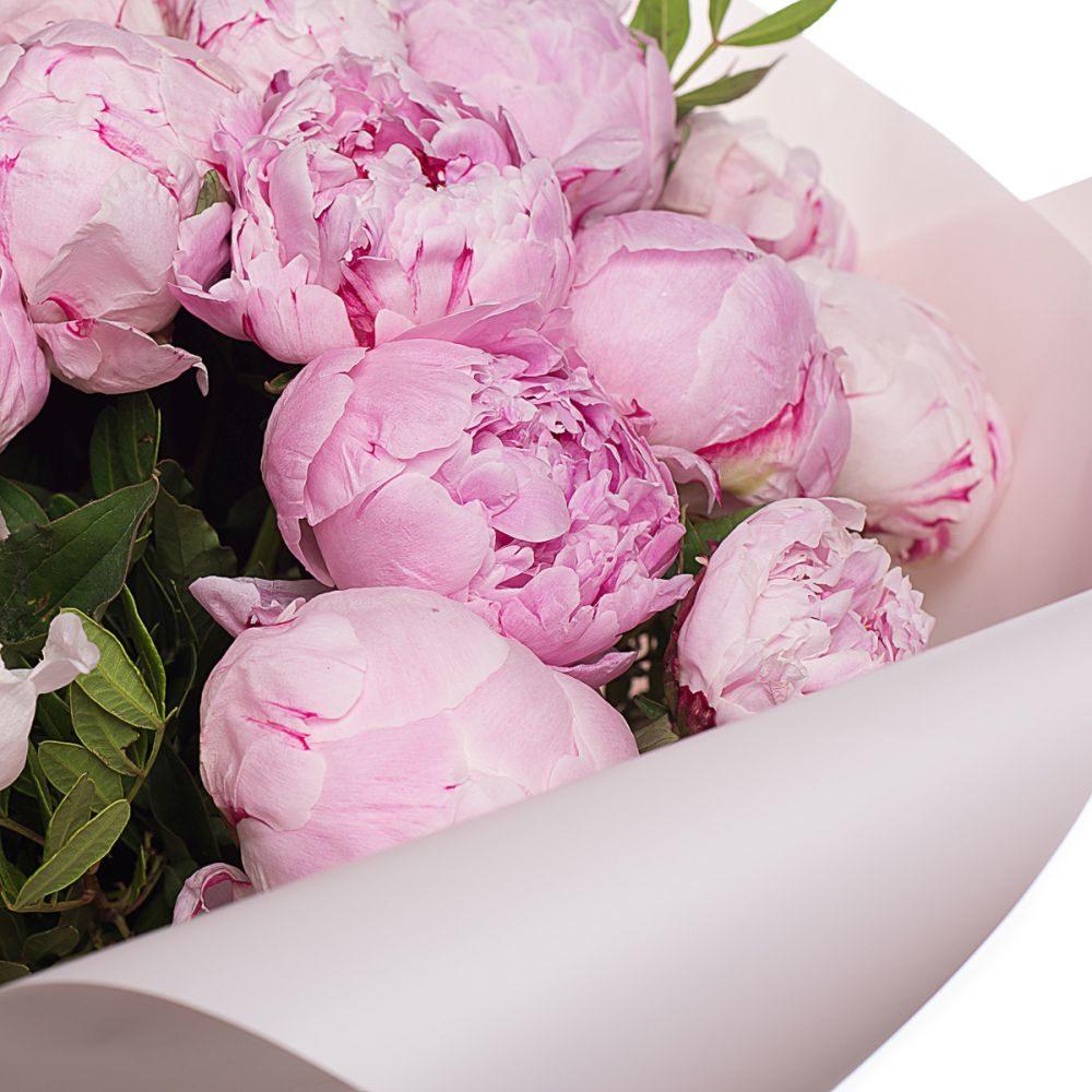 С днем рождения фото цветы пионы