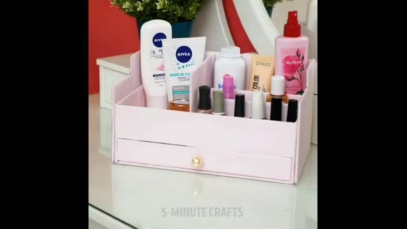 Крутые идеи с коробочками!