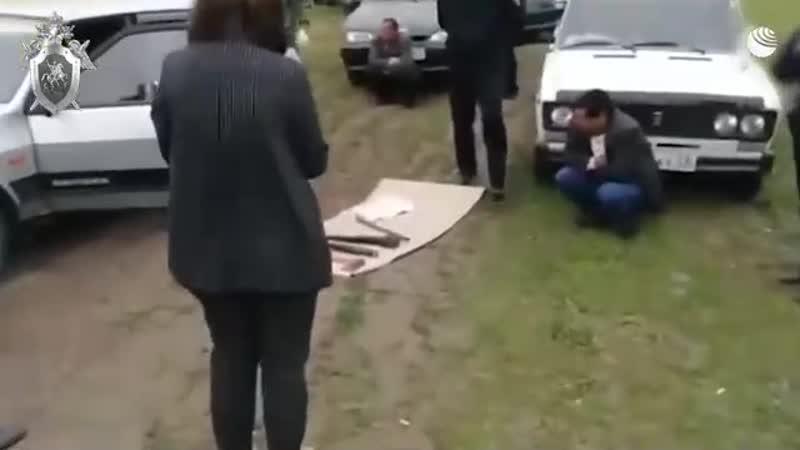 Конфликт в Чемодановке Задержание