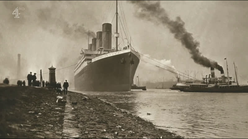 Titanic -The New Evidence (channel 4 2017 UK)(ENGSUB ENG)