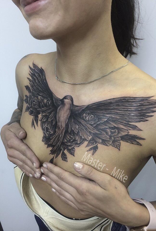 Мы оба знаем, что ты хочешь сделать крутую татуировку