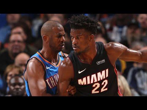 Miami Heat vs Oklahoma City Thunder Full Game Highlights | January 17, 2019-20 NBA Season