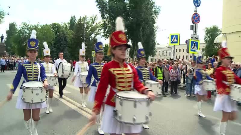 """Фестиваль духовых оркестров """"На сопках Маньчжурии"""""""