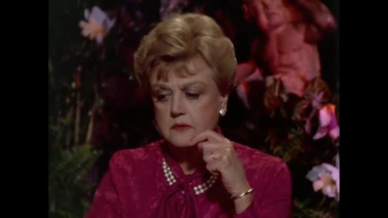 Она написала убийство Идеальное алиби 1986 реж Уолтер Грауман