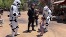 Little Girl Stands Up To The First Order In Galaxy's Edge