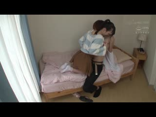 Mitani Akari, Kamikawa Sora [, Японское порно, new Japan Porno, Cumshot, Incest  Younger Sist]