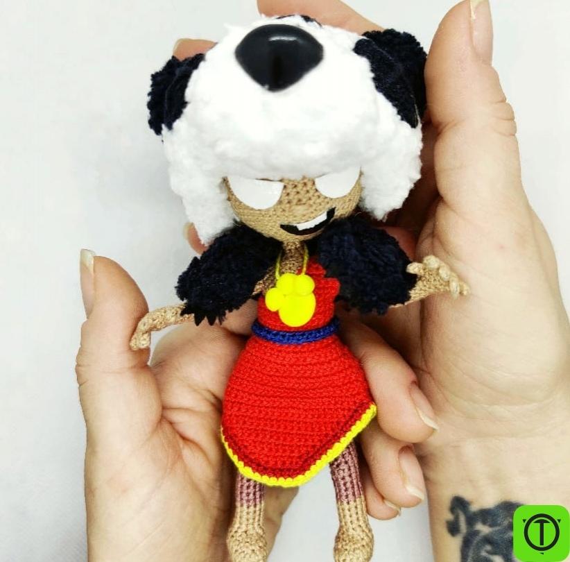 #Другое Кукла нита