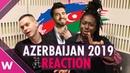 Azerbaijan Eurovision 2019 REACTION video Chingiz Mustafayev Truth