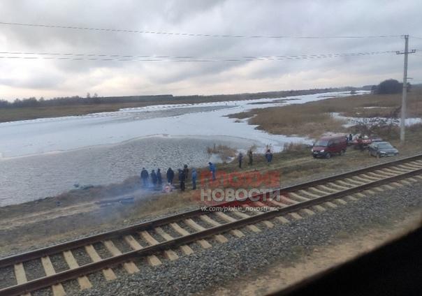 В воскресенье, 1 декабря, на реке Сивельге около деревни Великий Быков в Минской области погиб водолаз В субботу 30 ноября 36-летний Чернов отправился на подводную охоту на Солигорское