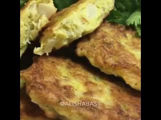 Очень вкусные и простые в приготовлении котлеты из капусты!
