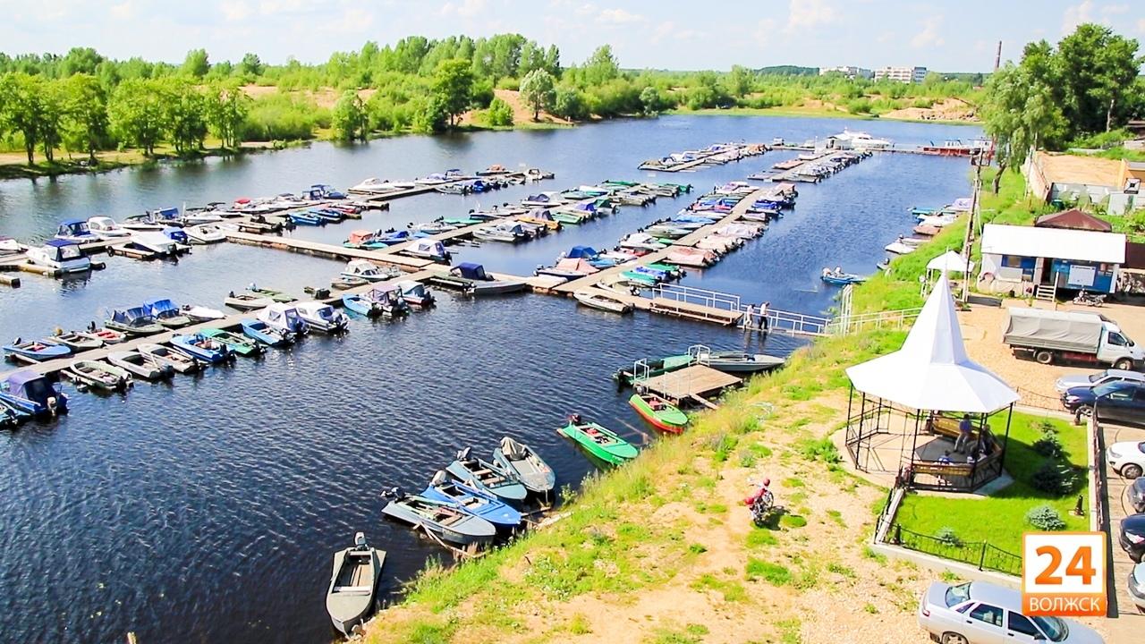 В Волжске территория лодочной станции снова выставлена на торги