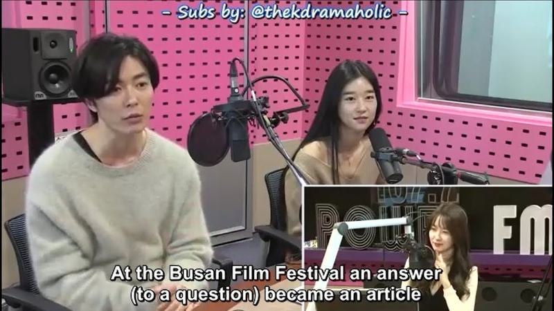 Eng Sub Kim Jae wook and Seo Ye ji on the scene with most NG's
