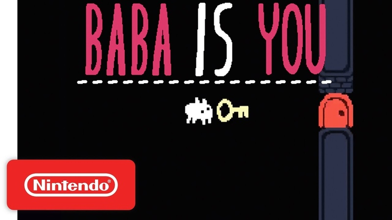 Baba Is You - Release Date Trailer - Nintendo Switch