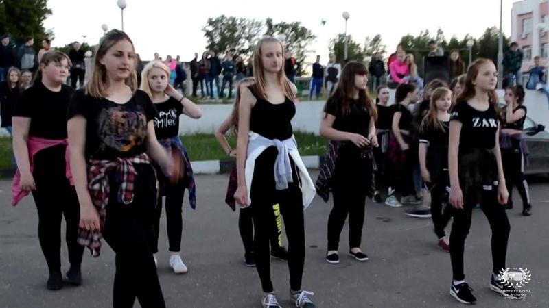 Танцевальный батл В ритме лета Кулебаки Дворец Культуры им Дубровских