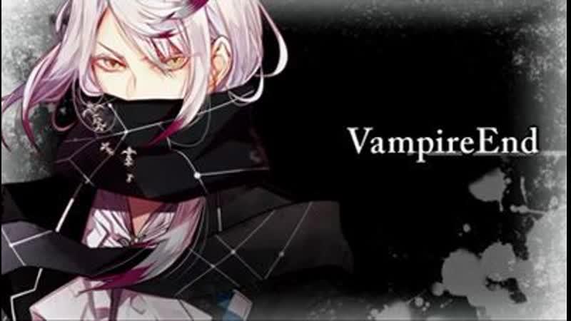 「Diabolik Lovers: Dark Fate」VampireEnd, Карла Тсукинами (Русские субтитры)