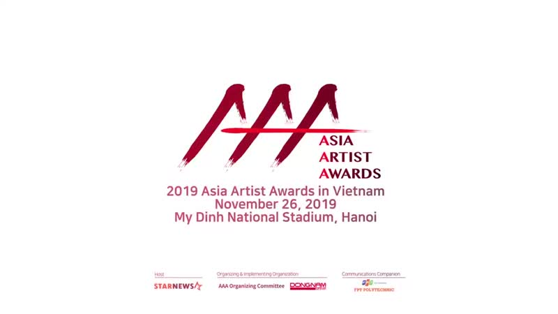 190919 TWICE is confirmed to attend and perform at Asia Artist Awards (AAA) 2019 in Vietnam