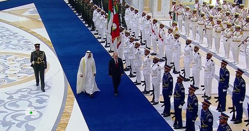 Америка уходит что означает визит Путина в страны Персидского залива