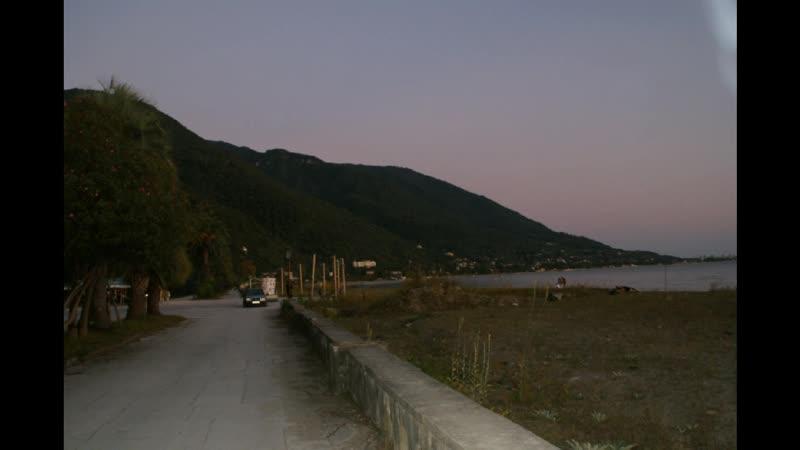 Поездка в Абхазию 1 A trip to Abkhazia 1 前往阿布哈兹1。