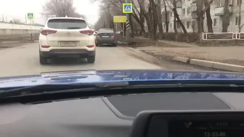 ДТП на улице Берёзка