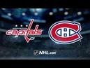 Washington Capitals vs Montreal Canadiens | Jan.28, 2020 | Game Highlights | NHL 2019 20 | Обзор