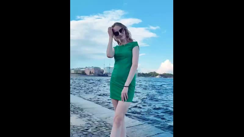 Санкт-Петербург. Стрелка Васильевского острова