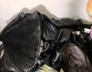В Нягани сотрудники уголовного розыска по горячим следам задержали подозреваемых в краже двух десятков норковых шуб