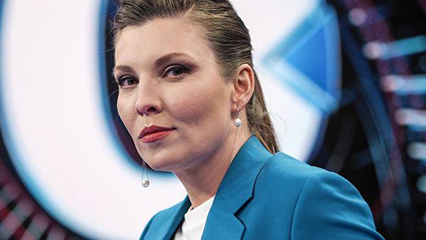 Скабеева резко отреагировала на высказывание Зеленского о гибели...
