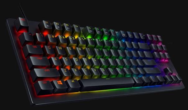 Razer выпустила оптико-механическую клавиатуру Huntsman Tournament Edition