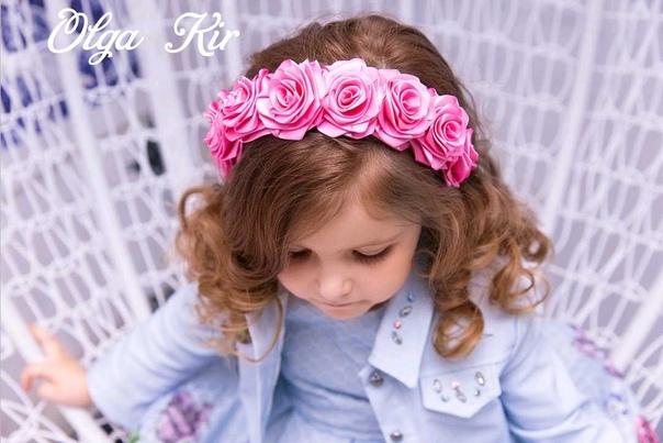 Моя подборочка ободков для детских фотосессий Всем вдохновения!