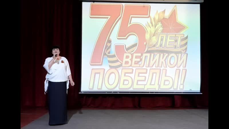 Болкунова Людмила, Гуевский СДК