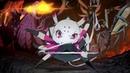 Kumo desu ga Nani ka Ending Full『Aoi Yuki - Ganbare! Kumoko-sans Theme』【Kanji/Romaji Lyrics SUB】