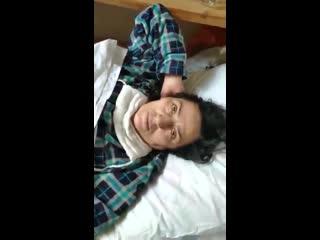 Медсестёр с ОРВИ из Дагестана лечат в подсобке для белья NR