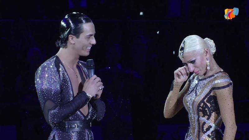 Goffredo Matus Marry Me 😍 DanceSport Flashbacks