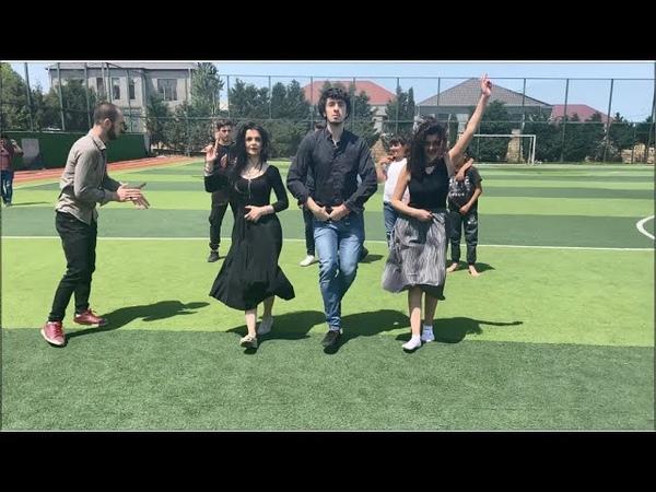 Девушки Танцуют Супер Круто 2020 Лезгинка С Красавицами В Баку На Стадионе Чеченская ALISHKA Шибаба