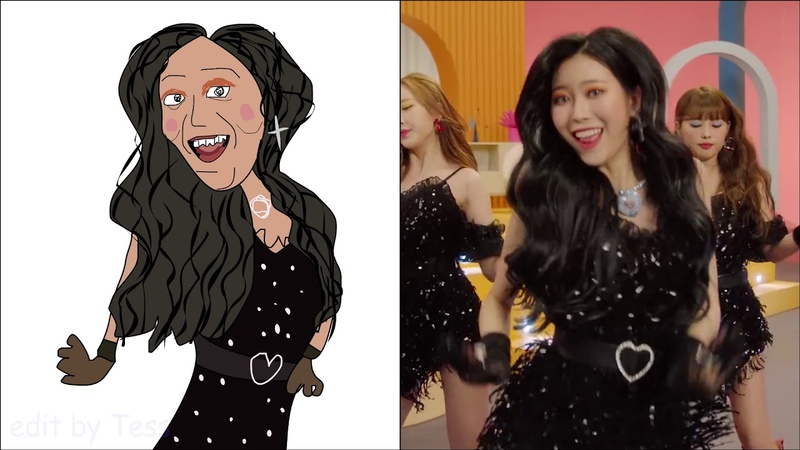 KPOP DRAWING MEME 61 MOMOLAND THUMBS UP Tess Fun