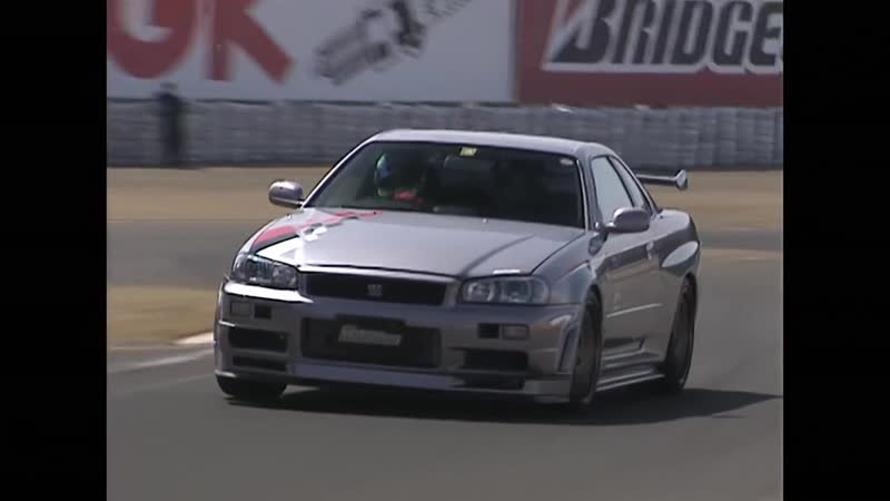Best MOTORing 2001 — Sugo Battle NISMO R-Tune vs. European Sports Cars.