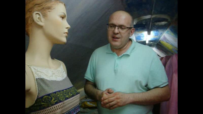 нижнее белье в доме моделей одежды Ирина Serebryannaya
