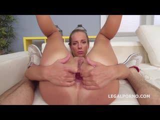 Legal Porno - Robin Anal Casting, Kinuski Kakku, Balls Deep Anal, Nice Gapes, ATM and Swallow