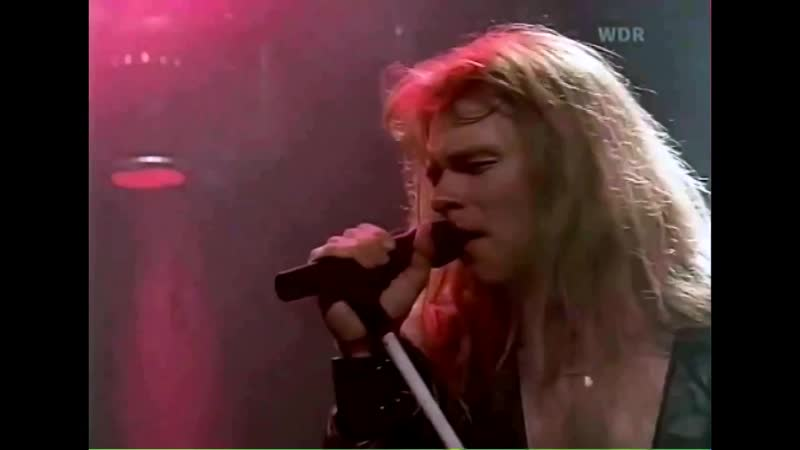 HELLOWEEN A Tale That Wasnt Right 1992 Live