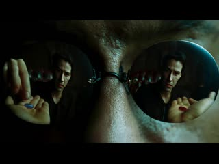 Neo Takes The Blue Pill DeepFake