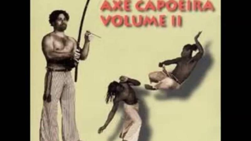 Mestre Barrão vol 2 cd - Grupo axe capoeira