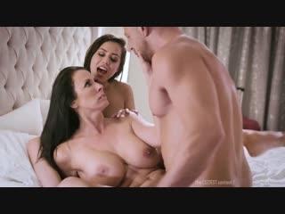 Alina Lopez, Reagan Foxx - Like Mother, Like Daughter [All Sex, Hardcore, Blowjob, Threesome, Creampie, Artporn]