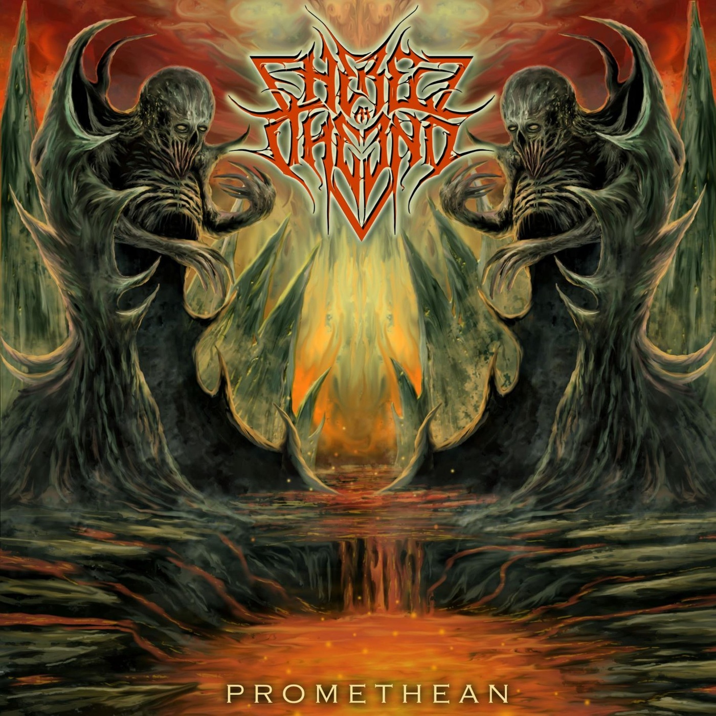 Here at the End - Promethean [EP] (2020)
